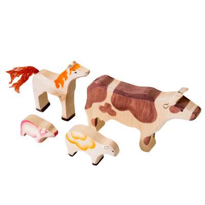 Набор животных с Фермы